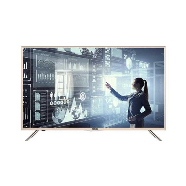 Haier (LE40K6500AG) 39 Inch Full HD Smart LED TV - Black