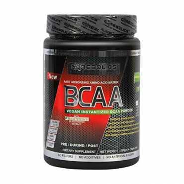 Corebolics BCAA Protein (330gm, Strawberry Kiwi)