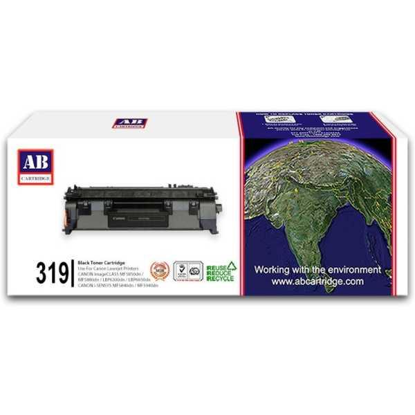 AB Cartridge 319 Black Toner Cartridge