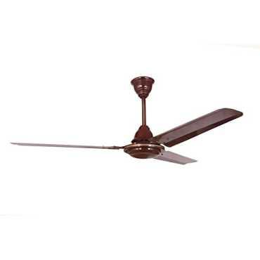 Sameer Gati 3 Blade (900mm) Ceiling Fan - Brown