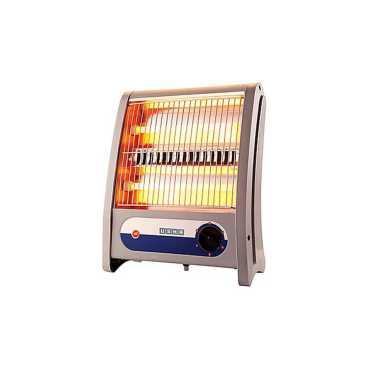 Usha 3002-QH Halogen Room Heater - Grey