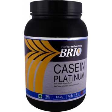Brio Casein Platinum Protein 1kg Chocolate