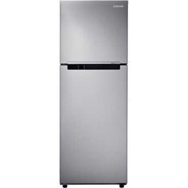 Samsung RT28K3043S8/HL 253 Litres Double Door Refrigerator - Silver