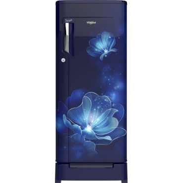 Whirlpool 205 IMPC ROY 190L 5 Star Single Door Refrigerator (Sapphire Radiance)