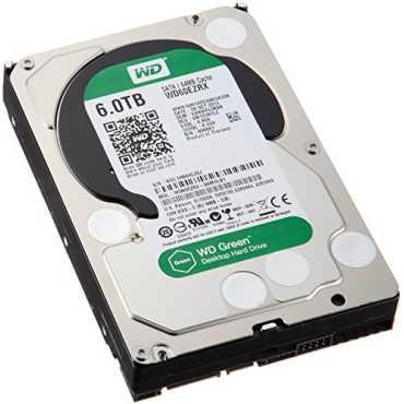 WD WD60EFRX  6 TB Desktop Internal Hard Disk - Red | Green