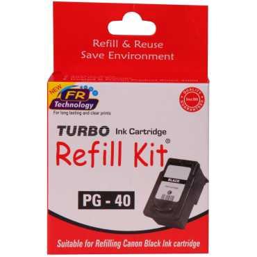 Turbo PG-40 Black Ink Cartridge (for Canon 40) - Black