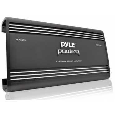 Pyle PLA2678 2 Channel Bridgeable Mosfet Amplifier