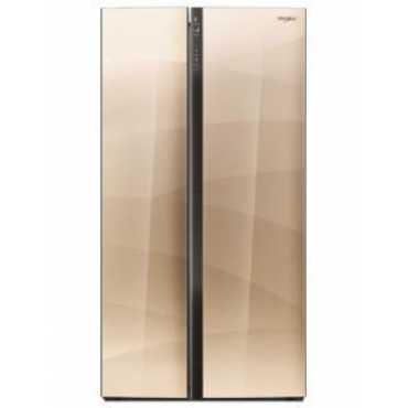 Whirlpool WS SBS 603 L Inverter Direct Cool Side By Side Door Refrigerator