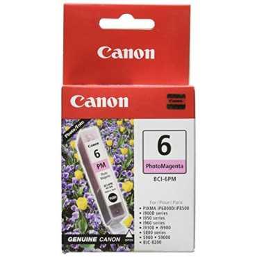 Canon BCI-6PM PhotoMagenta Ink Cartridge - Photo Magenta