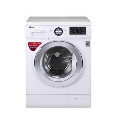 LG FH0G6WDNL22 6.5kg Fully Automatic Washing Machine - White