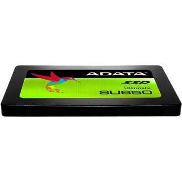 A-DATA Ultimate SU650 (ASU650SS-240GT-C) 240GB SSD Internal Hard Drive