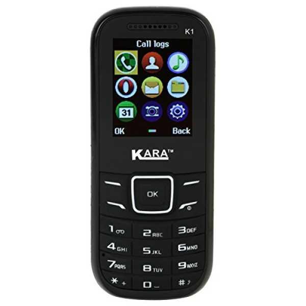 Kara K-1 - Black