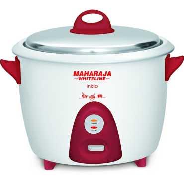 Maharaja Whiteline Inicio (RC-100) Rice cooker - Red