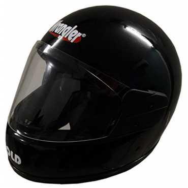 Wrangler HE1228 Full Face Motorsports Helmet (Medium) - Black