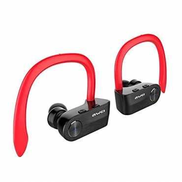 Awei T2  In the Ear Wireless Headset - Black | Red