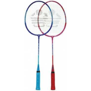 Cosco CB-80 G4 Strung Badminton Raquet Pack Of 2