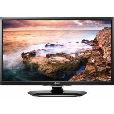 LG 22LF454A 22 Inch HD Ready LED TV - Black