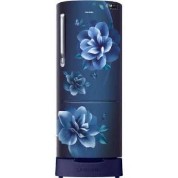 Samsung RR22T285XCU 212 L 4 Star Inverter Direct Cool Single Door Refrigerator