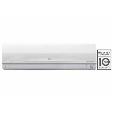 LG JS-Q12MPXD 1 Ton 3S Inverter Split Air Conditioner - White