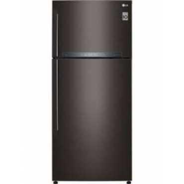 LG GR-H772HXHU 603 L 3 Star Frost Free Double Door Refrigerator