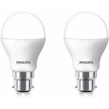 Philips 4 Watt 350L White LED Bulb (Pack of 2) - Yellow | White