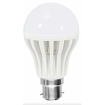 C&S Shopping Gallery 12W B22 LED Bulb (White) - White