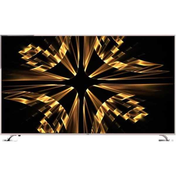 Vu (VU/S/OAUHD75) 75 Inch 4K Ultra HD Smart LED TV - Black
