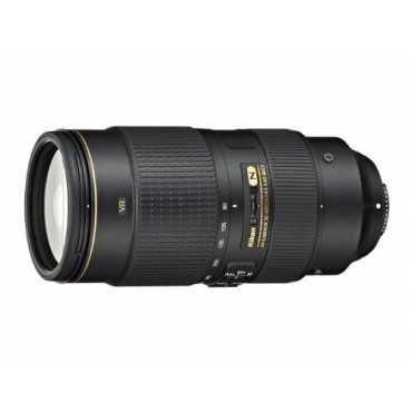 Nikon Lens 80-400mm F/4.5-5.6 G ED Lens - Black