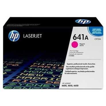 HP 641A Magenta LaserJet Toner Cartridge - Pink