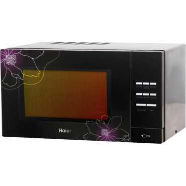 Haier HIL 2301CBSB 23L Convection Microwave Oven - Black
