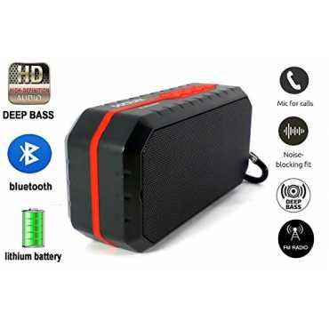 Sonilex BS-216 Portable Bluetooth Speaker - Black