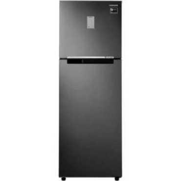 Samsung RT30T3423BS 275 L 3 Star Inverter Frost Free Double Door Refrigerator
