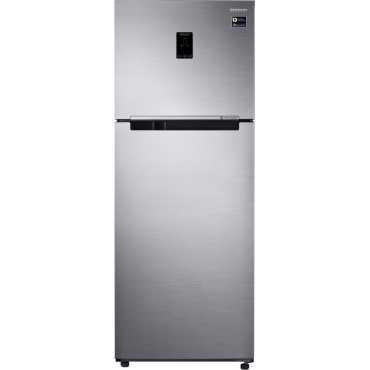 Samsung RT42M5538S8 415L Double Door Refrigerator Elegant Inox
