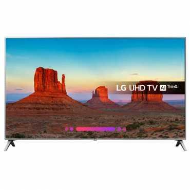 LG (55UK6500PLA) 55 Inch 4K Ultra HD Smart LED TV - Black