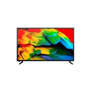 Vu 40D6535 40 Inch HD Ready LED TV - Black