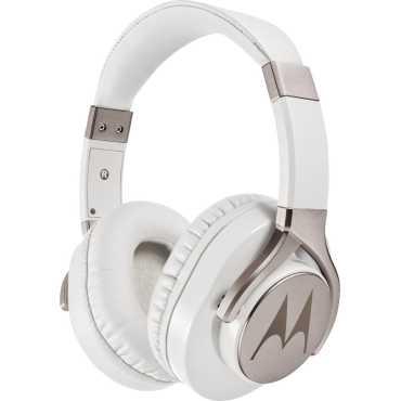 Motorola Pulse Max Wired Headset - White | Black | Blue