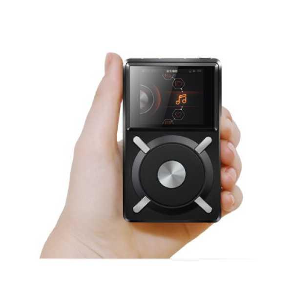 FiiO X5 High Resolution 256GB MP3 Player