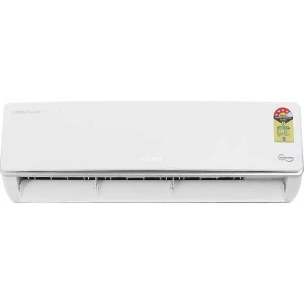 Voltas  184V SZS  1.5 Ton 4 Star Inverter Split Air Conditioner - White   Brown