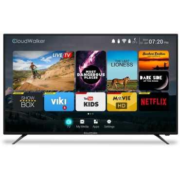 Cloudwalker Cloud TV 65SU 65 Inch Ultra HD 4K Smart LED TV