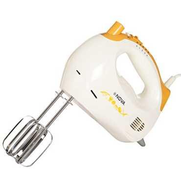 Nova NM-87H 210W Hand Mixer - White