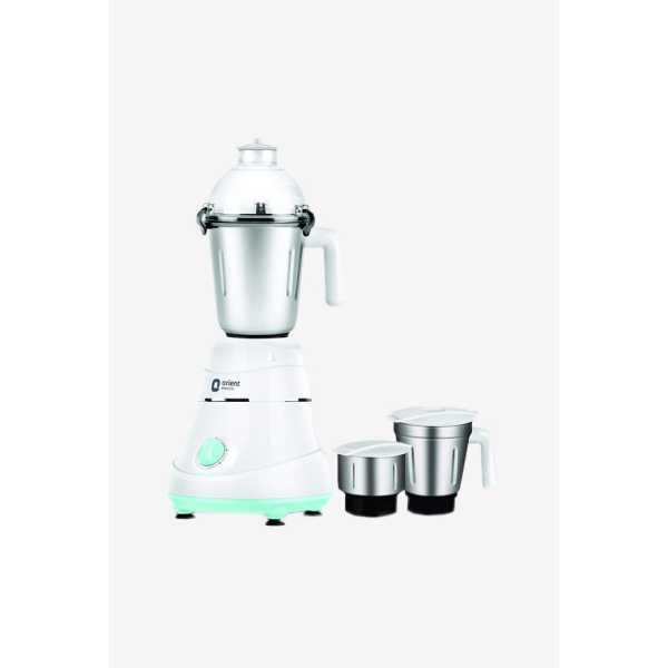 Orient Electric Kitchen Kraft MGKK75B3 750W Mixer Grinder 3 Jars