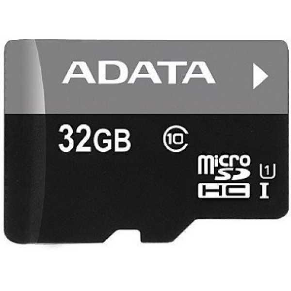 AData 32GB MicroSDHC Class 10 Memory Card