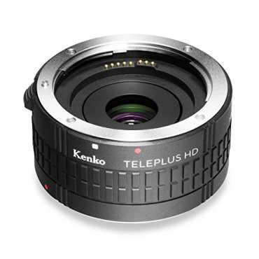 Kenko Teleplus HD DGX 2.0X Converter Lens(For Canon EOS EF and EF-S Lens)