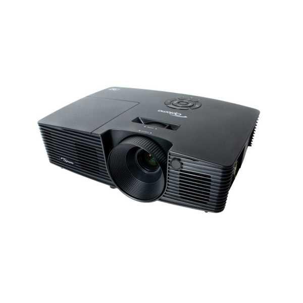 Optoma W316 3D WXGA 3400 Lumen DLP Projector