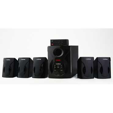Krisons KES777 5 1 Channel Multimedia Speakers