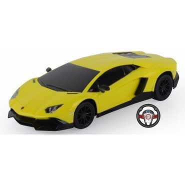 Toy House 1:24 Lamborghini Aventador Lp720-4 W Gravity Sensor Steering Rechargeable Rc Cary