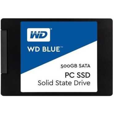 WD Blue WDS500G1B0A 500 GB Laptop Internal Hard Drive