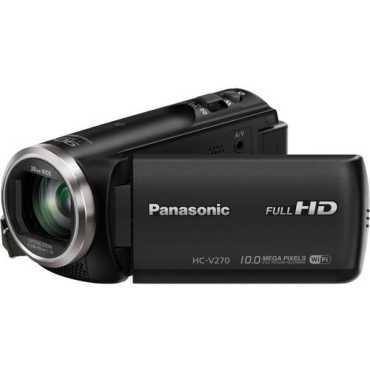 Panasonic HC-V270 HD Camcorder - Black
