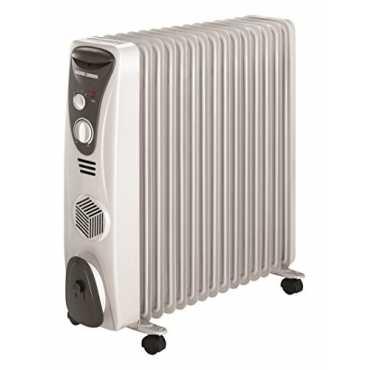 Black & Decker OR13FD Oil Filled Radiator Room Heater - White