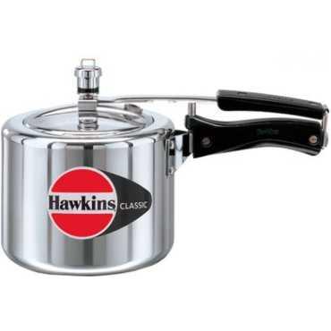 Hawkins Classic CL3T Aluminium 3 L Pressure Cooker (Inner Lid)